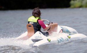SEA'U : Ecokart et semi-rigide Jetboat