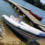jetboat sur le sable