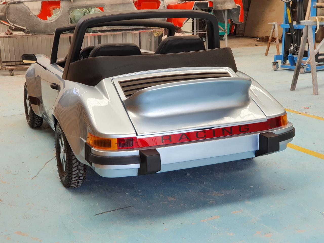 Porsche 911 arrière