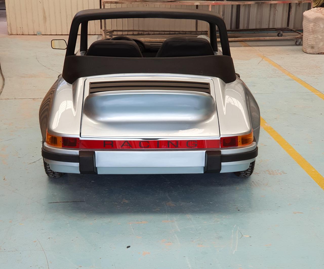 Porsche 911 blc arriere poupe