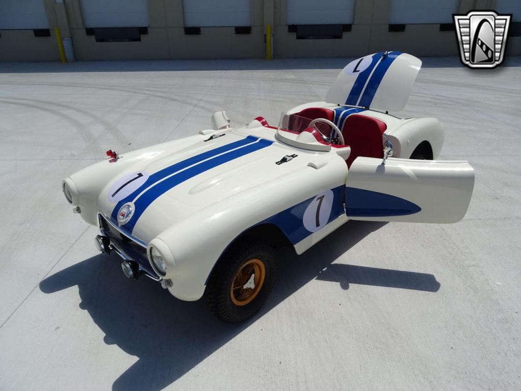 Corvette sebring 3:4