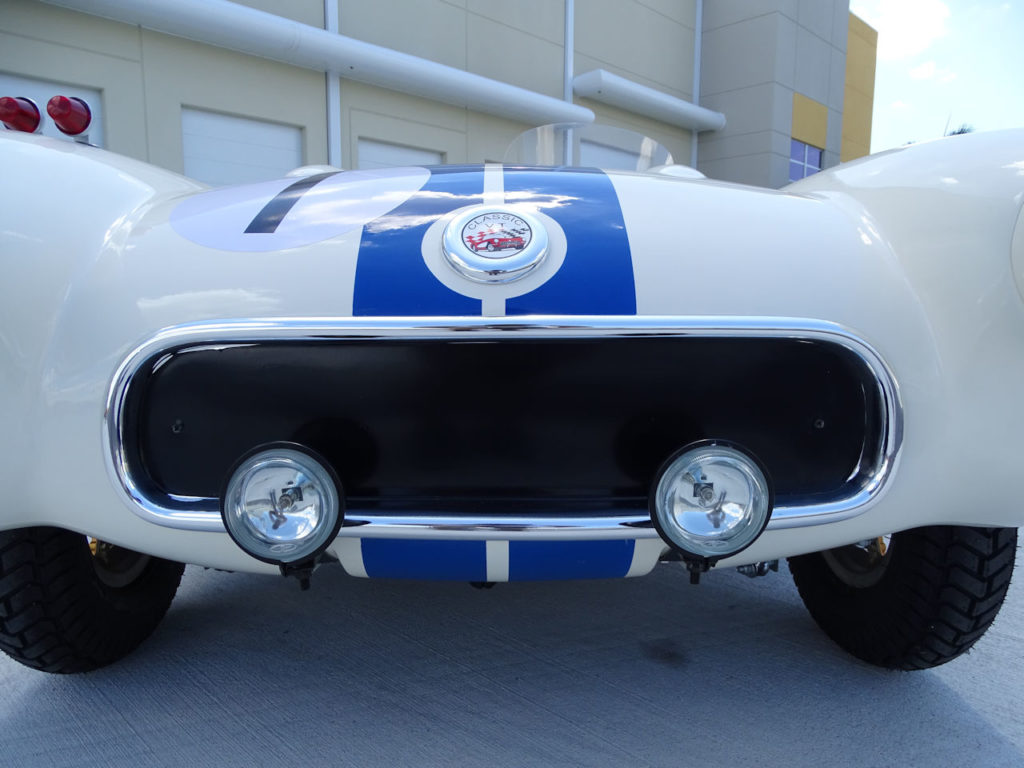 Corvette sebring calandre
