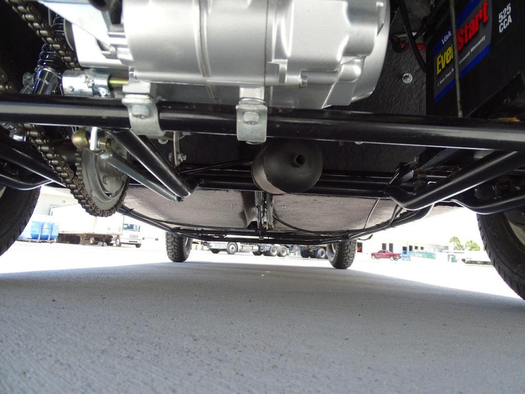 Corvette sebring chassis