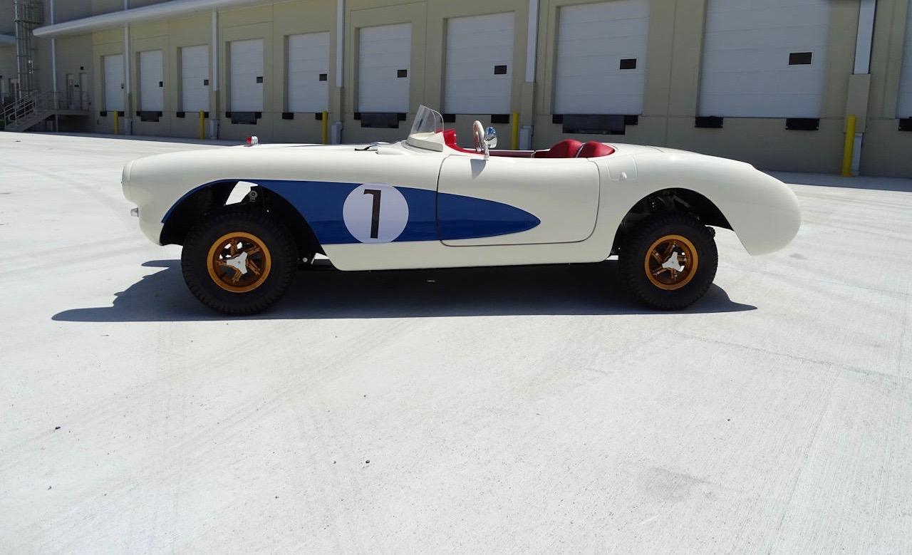 Corvette sebring coté