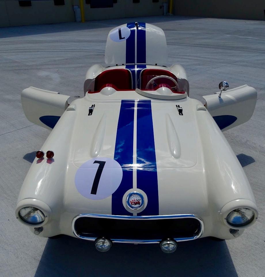 Corvette sebring face a