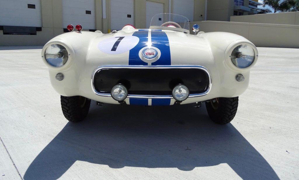 Corvette sebring face s