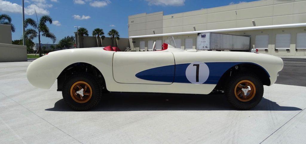 Corvette sebring latéral
