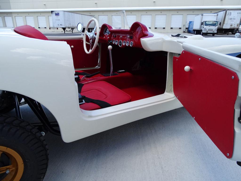Corvette sebring latéral droit