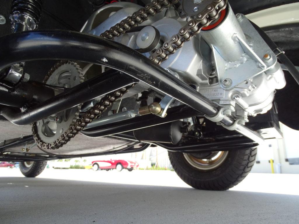 Corvette sebring moteur bas