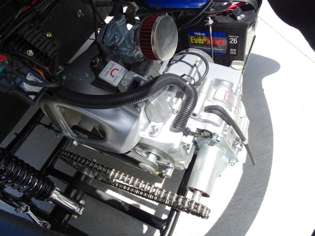 Corvette sebring mteur
