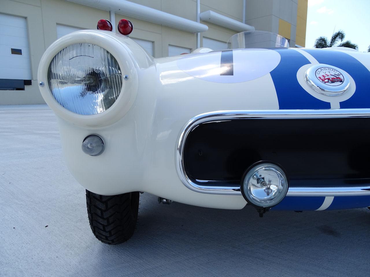 Corvette sebring phare