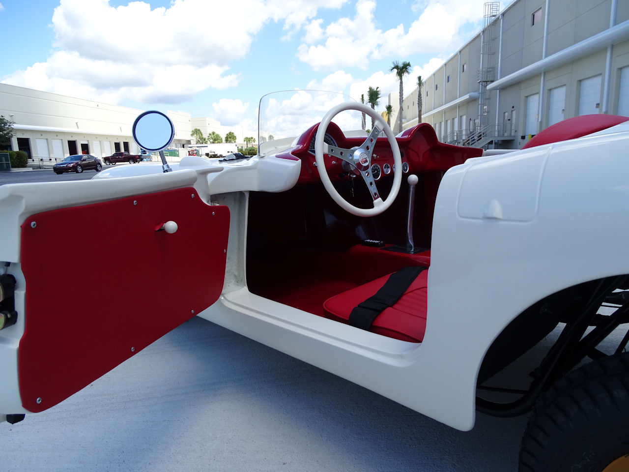 Corvette sebring porte