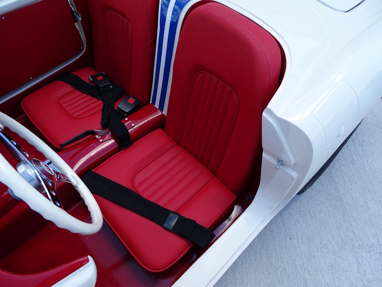 Corvette sebring sieges
