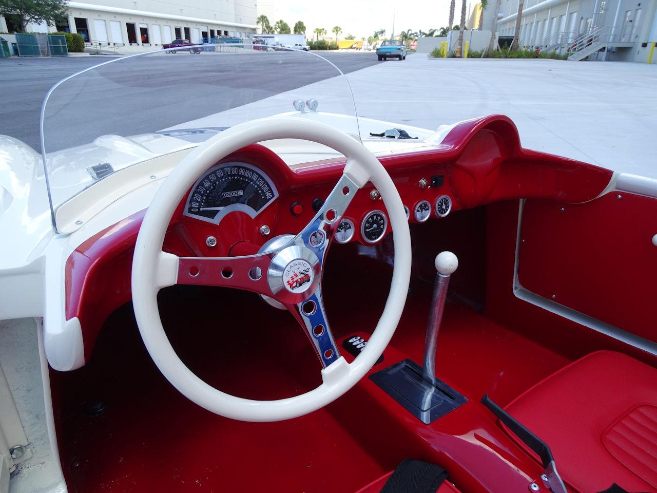 Corvette sebring volant
