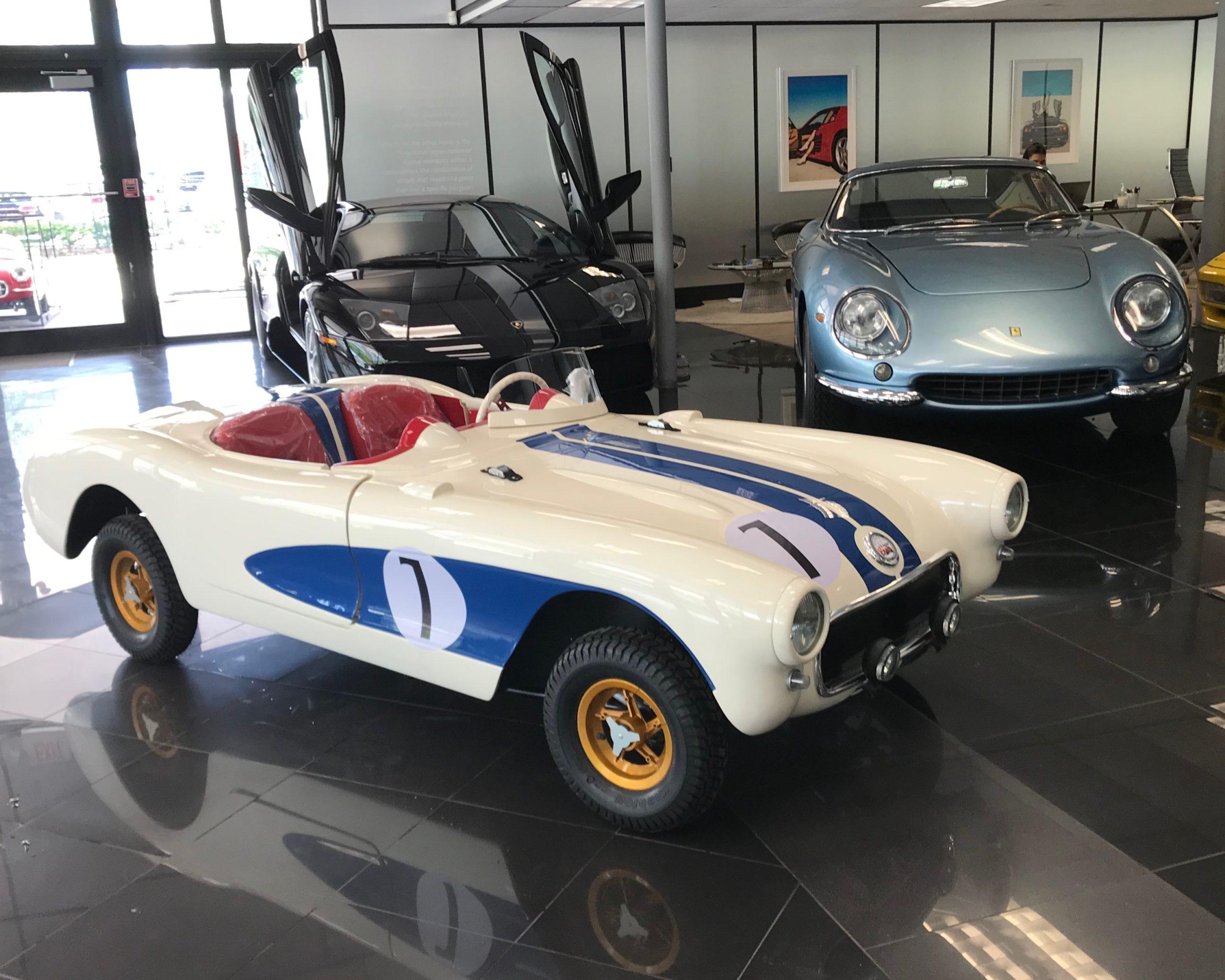Corvette sebring