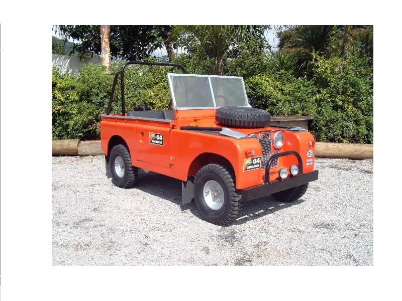 blc land rover orange