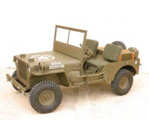 jeep blc willys 3/4 av