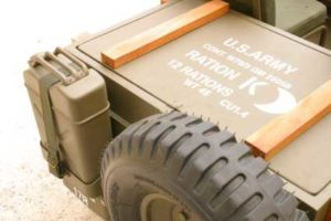 jeep blc willys detail coffre