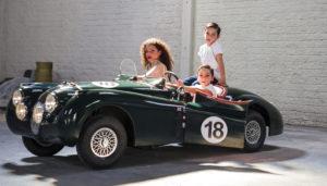 LES VOITURES JUNIORS DE BIG LITTLE CARS