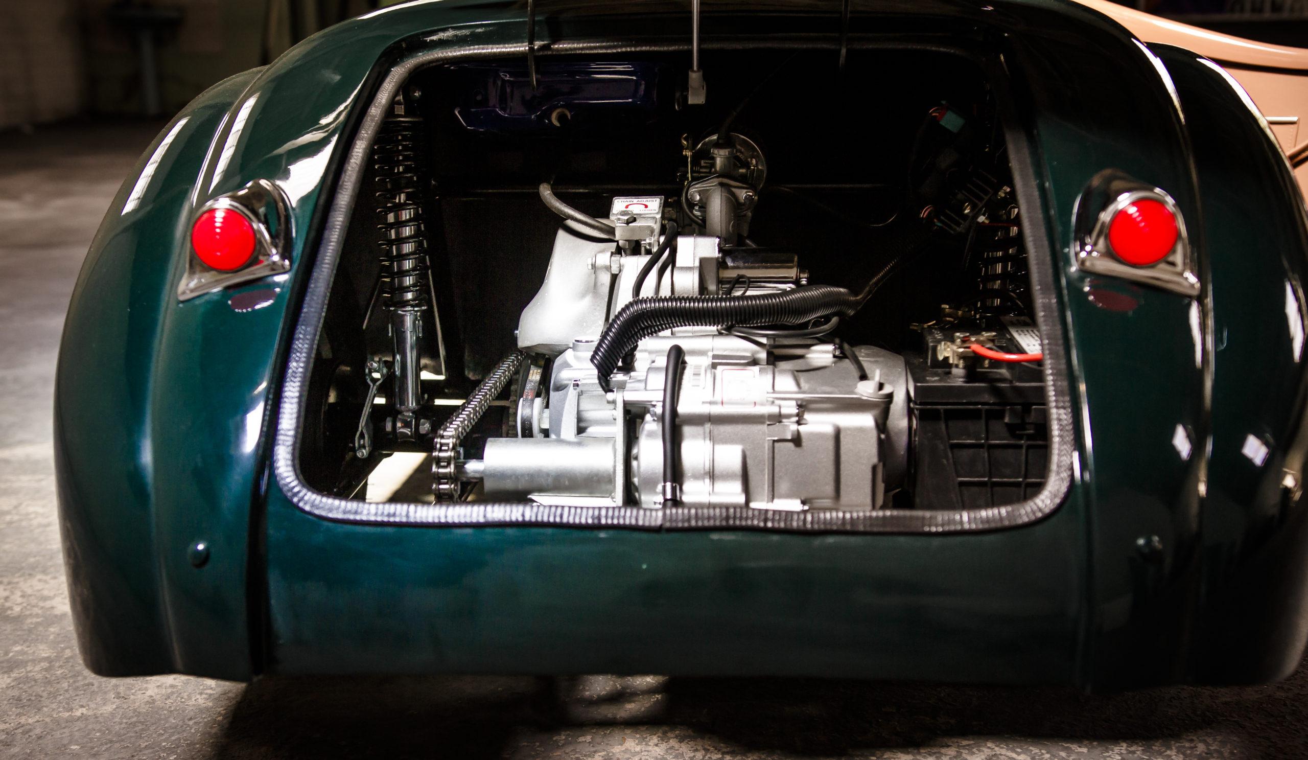 xk racer engine