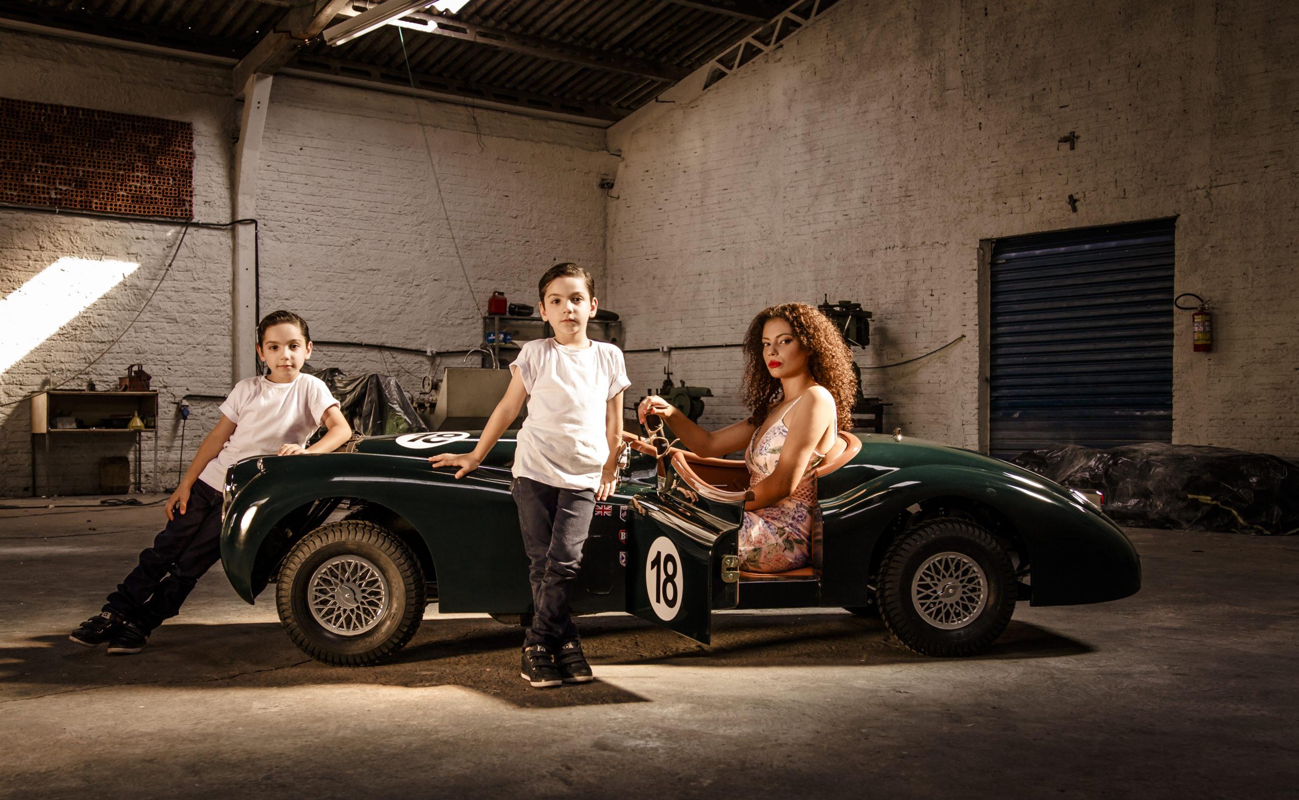 xk racer trio