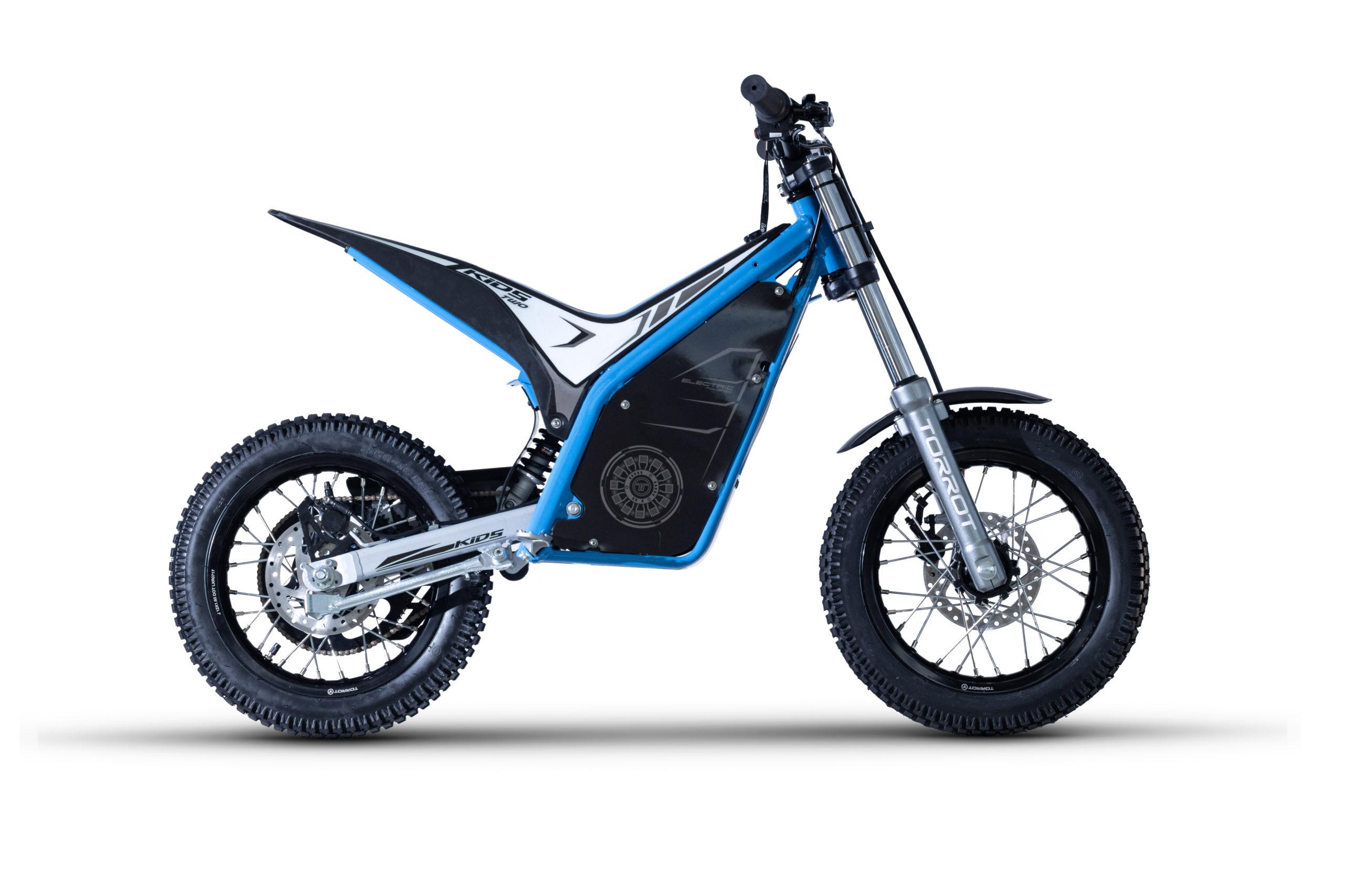 moto enfant torrot trial droit