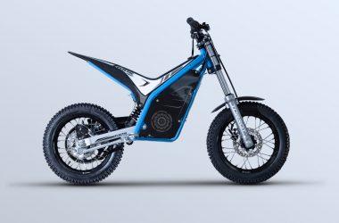 moto enfant torrot trial